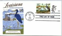 2086 LOUISIANA WORLD EXPOSITION STAMP FIRST DAY OF ISSUE NEW