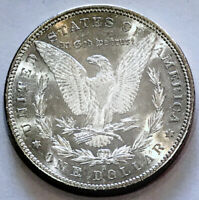 1884 S MORGAN  IMPOSSIBLE FIND  MS       SEMI PROOF LIKE$$ S
