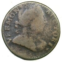 1788 VERMONT COLONIAL COPPER COIN