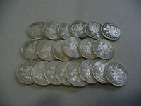 LOT OF 20 1963  CANADA  HALF  DOLLAR  SILVER  COINS  63  LOT A  50 CENT  PIECE