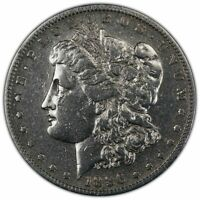 1886-S $1 MORGAN GENUINE EXTRA FINE  DETAILS 92 CLEANED PCGS 7170 42431912