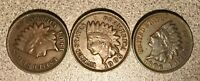 1904 1905 1906 INDIAN HEAD CENT LOT