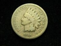 2021 SALE  1873 INDIAN HEAD CENT PENNY COLLECTIBLE CONDITION U.S COIN 30G