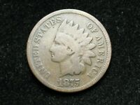 2021 SALE  1875 INDIAN HEAD CENT PENNY COLLECTIBLE CONDITION U.S COIN 34G