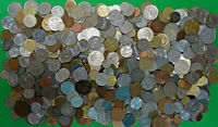 BAG OF 8.3 LBS WORLD FOREIGN COINS POUNDS OF FUN     BULK KG