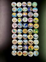 1999 2008 COMPLETE SET OF 50 COLORIZED STATE QUARTERS