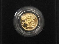 1979 THE ROYAL MINT UK GOLD PROOF FULL SOVEREIGN COIN