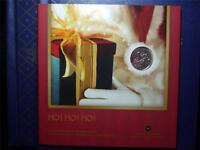 2006 CHRISTMAS HOLIDAY MINT SET WITH  2006P PENNY &  25C SANTA
