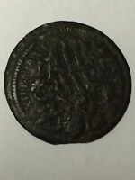 1736 1 BAUUCCO ITALY VATICAN PAPAL STATES COIN