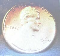 UNCIRCULATED IN GRADE 1964D LINCOLN MEMORIAL PENNY