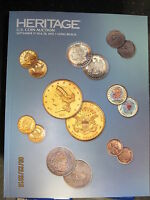HERITAGE: US COIN AUCTION   SEPT 17 18 & 20 2015   LONG BEACH