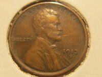 AU 1913-S LINCOLN CENT  BEAUTIFUL SEMI-KEY DATE IN HIGH GRADE