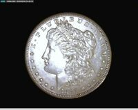 188 S UNCIRCULATED MORGAN SILVER DOLLAR 1787