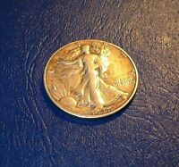 1947 D WALKING LIBERTY HALF DOLLAR