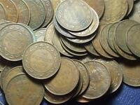 1913 CANADIAN LARGE PENNIES KING GEORGE V        BUY ONE OR BUY THEM ALL