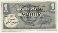 SPAIN ESPAA II REP PINS DEL VALLES 1 PTA T 1843 XF