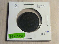1897 CANADIAN LARGE CENT      ZBH2352