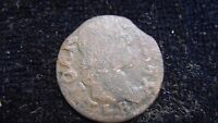 OLD COINS ANTIQUE LITHUANIAN POLAND   JOHN KAZIMIERAS SOLID 1600 1665 0353