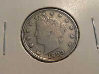 1903  LIBERTY HEAD 'V' NICKEL