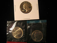 1977 P D S YEAR SET PDS WASHINGTON QUARTERS