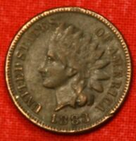 1883 INDIAN HEAD CENT PENNY XF BEAUTIFUL COIN GIFT CHECK OUT STORE IH810