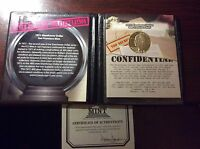 1972 S EISENHOWER DOLLAR UNC 40 SILVER FIRST COMMEMORATIVE MINT INV467