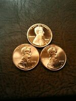 2002 P D S  LINCOLN MEMORIAL CENT PROOF AND UNCIRCULATED