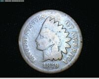 1879 INDIAN HEAD SMALL CENT PENNY 1741