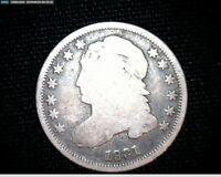 1831 CAPPED BUST SILVER DIME  6835