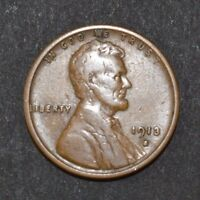 1913 S LINCOLN WHEAT CENT  C6093