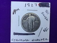 1927 STANDING LIBERTY SILVER QUARTER CHEAP PRICING ADD TO YOUR COLLECTION