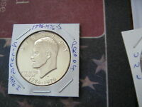 1776 1976 S PROOF  EISENHOWER  SILVER DOLLAR   NICE GEM  COIN  AA1
