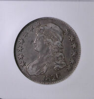 1826 50C CAPPED BUST HALF DOLLAR NGC XF 40 3031940 005