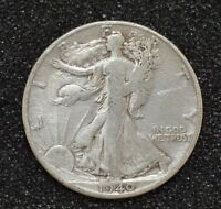 1940 S WALKING LIBERTY HALF DOLLAR 90 SILVER CIRCULATED COIN   C6493