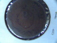 1865  2 CENT PIECE CIVIL WAR ERA US COIN