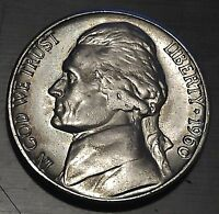 1960  2 JEFFERSON NICKEL COIN EXCELLENT CONDITION  SEE PHOTOS