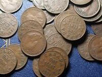 1931 CANADIAN SMALL CENTS KING GEORGE V        BUY ONE OR BUY THEM ALL