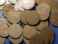 1936 CANADIAN SMALL CENTS KING GEORGE V        BUY ONE OR BUY THEM ALL
