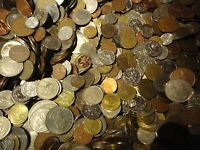 50 DIFFERENT WORLD COINS  COOL FOREIGN COINS       NO DUPLICATE COINS