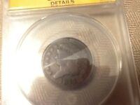 1811 HALF CENT   GOOD DETAILS   ANACS