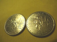 TWO 2003 D & P ILLINOIS STATE QUARTERS      WE COMBINE SHIPPING