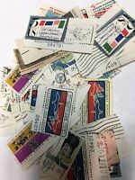 SMALL COLLECTION OF USED PLATE NUMBER SINGLES