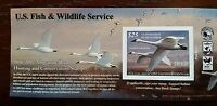2016-2017 FEDERAL MIGRATORY WATERFOWL DUCK STAMP, TRUMPETER SWAN, RW83A, MINT