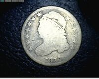 1830 CAPPED BUST SILVER DIME   1069