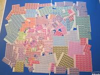 OLD US POSTAGE STAMPS, $44.37 FACE VALUE - ALL MNH ALMOST 1,200 STAMPS