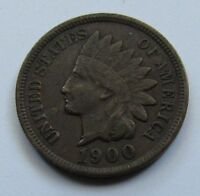 1900 1C BN INDIAN CENT   SOME OF