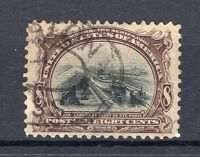 8C PAN AMERICAN USED STAMP. SC298. VF