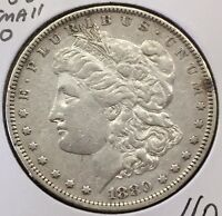1880 O SMALL O MORGAN SILVER DOLLAR ORIGINAL COIN   OVER 5800 ITEMS   SC001
