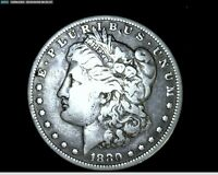 1880  O  MORGAN SILVER DOLLAR 4318