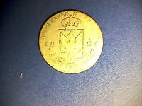 1801A GERMANY PRUSSIA 1/3 THALER   F